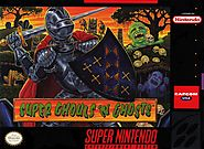 Super Ghouls 'N Ghosts (Super Nintendo NES Classic)