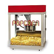 What Are The Types Of Best Popcorn Machine