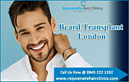 Restore Lost Beard Hair Quickly At Cheap Beard Transplant London Clinic
