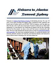 Welcome To Asbestos Removal Sydney Wide