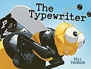 The Typewriter by Bill Thomson