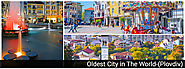 Oldest City in The World- Plovdiv, Bulgaria