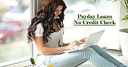Payday Loans with No Credit Check Option Easily Available