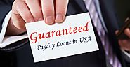 Can I Have Guaranteed Payday Loans in My Location?