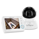 Levana Astra 3.5″ PTZ Digital Baby Video Monitor with Talk to Baby Intercom 32006 (White)