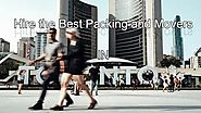 Hire the Best Packing and Movers Company in Toronto - video dailymotion