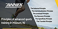 Principles of advanced sports training in Millburn, NJ