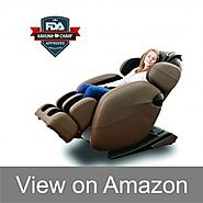 Best Massage Chairs 2017 - Buyer's Guide and Reviews | 10Machines