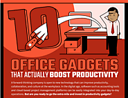 10 Desk Hacks to Improve Your Thinking and Alertness At Work (Infographic) | 10 Machines