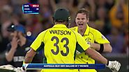 Australia clinch 5th World Cup in 2015