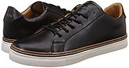 United Colors of Benetton Shoes in Black Color | Men's Sneakers