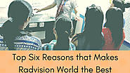 Top Six Reasons that Makes Radvision World Consultancy the Best Immigration Company