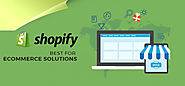 Shopify - Best Fit For eCommerce Business Startups