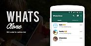 Entrepreneurs Get the Whatsapp Clone script for Web iOS and Android