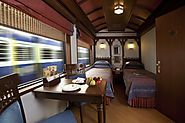 Palace on Wheels Train Time Table - Worldwide Rail Journeys