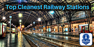 10 Cleanest Indian Railway Stations in India