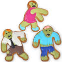 Undead Fred Zombie Shaped Cookie Cutters Novelty Kitchen Bakeware