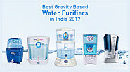 Best Gravity Based Water Purifiers | Non Electric Water Purifier in India