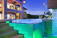 Variety of Concrete Swimming Pools Designs In Brisbane