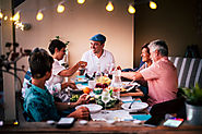 Family Dinners Matter to Senior Adults