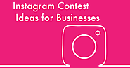 Instagram Contest Ideas for Businesses