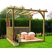 An Introduction to Different Kinds of Pergola Designs and Styles