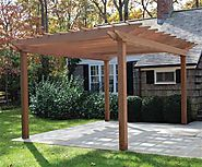 Top Materials And Metals Used In Pergola Construction
