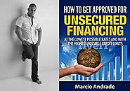 "Marcio Garcia de Andrade Releases his book ""Get Funded!: How to Get Approved for Unsecured Financing at the Lowest Ra..."