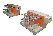 Winding Rewinding Machine Manufacturer