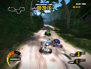 Extreme Jungle Racers - Free Windows Game