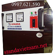 Website at https://standavietnam.net/on-ap-standa-1-pha/on-ap-standa-15kva/