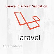 Laravel 5.4 validation example from scratch