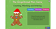 The Gingerbread Man Game