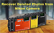 How to Recover Deleted Photos and Videos from Nikon Camera