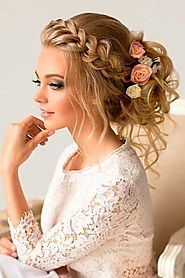 Hire the Professional Services for Your Wedding Day Hair