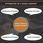 What Are The Attributes Of A Good Content?