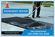 Different Types of Pavement Cracks and Ways to Repair Them