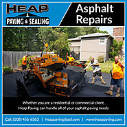 Asphalt Repair Tips for Cold Regions