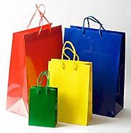 Paper Bags Are Natural, Safe And Eco-Friendly Alternatives For Plastic Bags