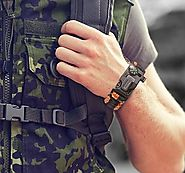 The 10 Best Paracord Survival Bracelet in 2018 - Reviews with Buying Guide
