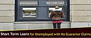Loans for Unemployed | Credit Lenders UK Ltd
