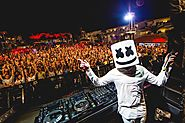 Marshmello Performance