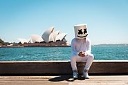 Marshmello DJ Music