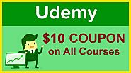 Udemy Coupon $10 on All Courses - Watch this Proof Before You Buy!