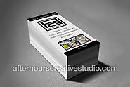Foil Stamped Luxury Business Cards Printing at lower price