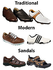 How to Choose Golf Shoes - Selection Advice and Tips — Athlete Audit