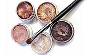 How to Make your Own Mineral Eyeshadow?
