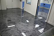 Options for Industrial Floor coatings