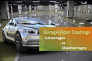 Quality Garage Floor Services