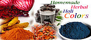 How to make herbal colours for Holi at Home?? | Meratask